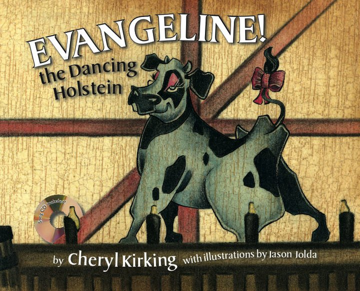 Evengeline Cover